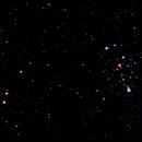 M103 in Cassiopeia,                                Dominique Callant