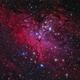 Messier 16 - The Eagle Nebula,                                Salvatore Grasso