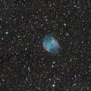 The Dumbbell Nebula,                                Norman Tajudin