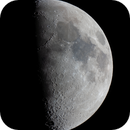 The moon with A7III and C11,                                Le Mouellic Guill...