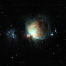 Orion Nebula M42,                                Mario Umaña