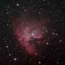 "NGC 281 ""Pacman"" Nebula,                                interplanetary"