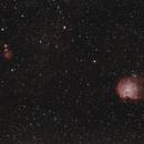 Monkey Head Nebula NGC2174 Wide filed,                                Faris Al Said