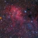 """Sh2-132 """"Leon Nebula"""",                                Giorgio Ferrari"""