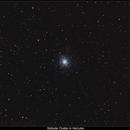 "M92/NGC 6341 - The ""Other"" Hercules Globular Cluster,                                Serge Caballero"