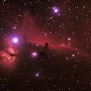IC434 & NGC2024,                                Mark Randall Byland