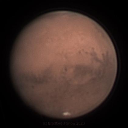 Halloween Mars,                                astrobrad