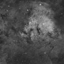 Cederblad 214 - SH2-171 - NGC 7822 (H-Alpha),                                Frank Breslawski