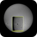 Sun active regions 2783, 2785 & 2786  -  Halpha,                                Jean-Marie MESSINA