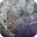 Some Moon textures and colors 2,                                Guillermo Gonzalez