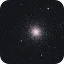 M3 Globular Cluster,                                Chuck's Astrophotography