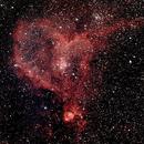 Heart Nebula,                                HaSeSky