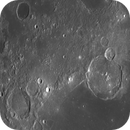 Moon Gassendi and Mersenius,                                Riedl Rudolf