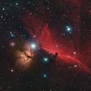The Flame and Horsehead Nebula,                                Anurag Wasnik