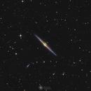 NGC 4565,                                Ralf Dienst