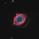 Helix Nebula with Ha Luminace,                                Doug Lalla
