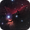 IC434, B33 e NGC2024,                                Gabriele Cicalini