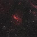 NGC 7635,                                Marie