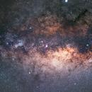 Via Láctea,                                Leo Pires