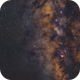 Southern Milkyway from the North,                                Arno Rottal