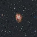 M1 Crab Nebula,                                PeterCPC