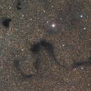 B72 - Snake Nebula,                                Tim Hutchison