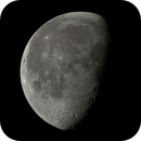 Lune simple / Simple Moon,                                Frédéric Tapissier