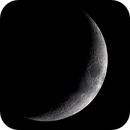 12 piece mosaic of the moon ,                                Olli67