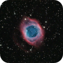 NGC 7293 The Helix Nebula,                                Elmiko