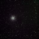 Messier 55 Globular Cluster,                                Tim Anderson