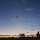 Sunrise on Kiripotib,                                Astro-Tina