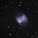 M27 (Dumbell Nebula),                                stevebryson