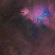 NGC2264, NGC2261, H1414,                                PVO