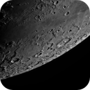 A northern part of the MOON ( Pythagoras, Babbage & more craters),                                JAIME FELIPE RAMI...