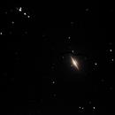 Messier 104 - The Sombrero Galaxy,                                Tim Anderson