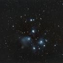 M45 - Pleiades,                                Tony A.
