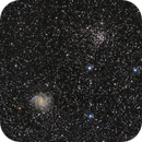NGC6946 & NGC6939,                                Maxime Delin