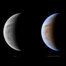 Venus in UV/IR - 23rd of April,                                Łukasz Sujka