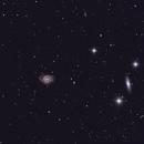NGC4535 nd friends LHRGB,                                Serge Caballero