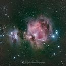 M42 Orion,                                Heidi Ihnen