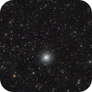 Galaxies, IFN and cluster M92,                                litobrit
