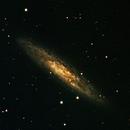 ngc253 sculptor galaxy,                                pkinchington