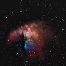NGC 281. Pacman Nebula Colour,                                Karl