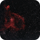 IC 1805 and the Double Cluster,                                Mareko