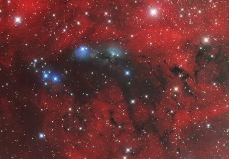 NGC 6914,                                Ryan Fraser