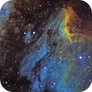IC5070 Pelican Nebula,                                HekelsSkywatch