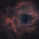 The Rosette/Skull Nebula in HaRGB,                                lefty7283