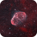 Crescent Nebula (NGC 6888),                                Johannes Schiehsl