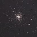 M4 Globular Cluster In Arizona - April 1990,                                mikefulb