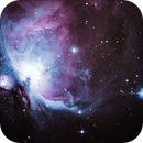 Orion Nebula,                                Yuri de Carvalho Neiva